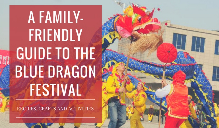 How to Celebrate the Blue Dragon Festival