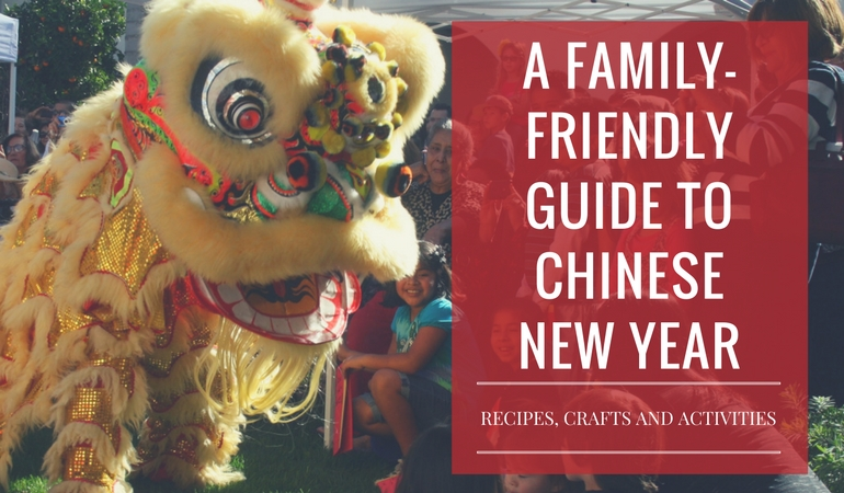 How to Celebrate Chinese New Year (2018) | Chinese American Family