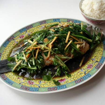 How to Make a Whole Steamed Fish