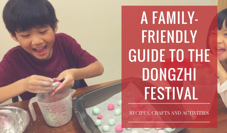 How to Celebrate the Dongzhi Festival