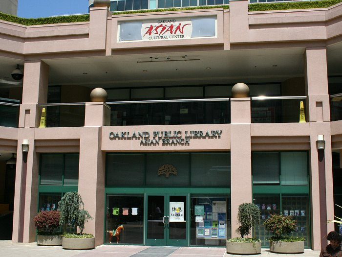 Oakland Public Library and Asian Cultural Center