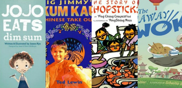 Best Children's Books About Chinese Food