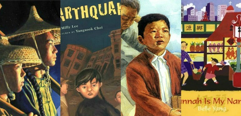 Best Children's Books About Chinese American History
