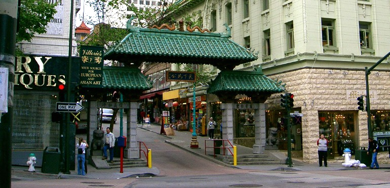 A Family Friendly Day in San Francisco Chinatown