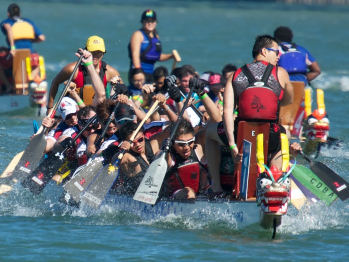 Dragon Boat Interview
