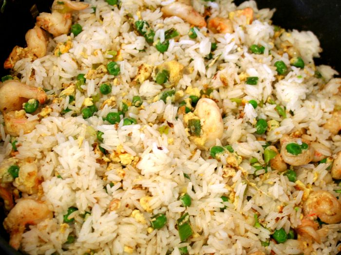 How to make yangzhou fried rice chinese american family yangzhou fried rice ccuart Image collections