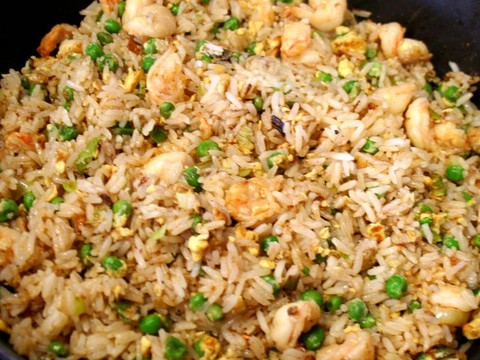 How to make yangzhou fried rice chinese american family yangzhou fried rice ccuart Images
