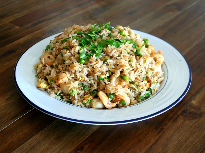 Home chinese american family how to make yangzhou fried rice ccuart Images