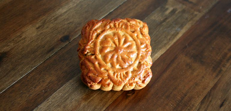How To Make Traditional Lotus Seed Mooncakes