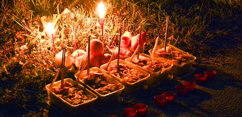 How to Prepare for the Hungry Ghost Festival