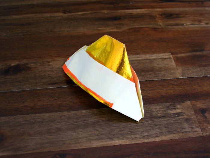 How to Fold Joss Paper Ingots