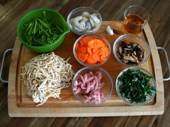 Braised Longevity Noodles