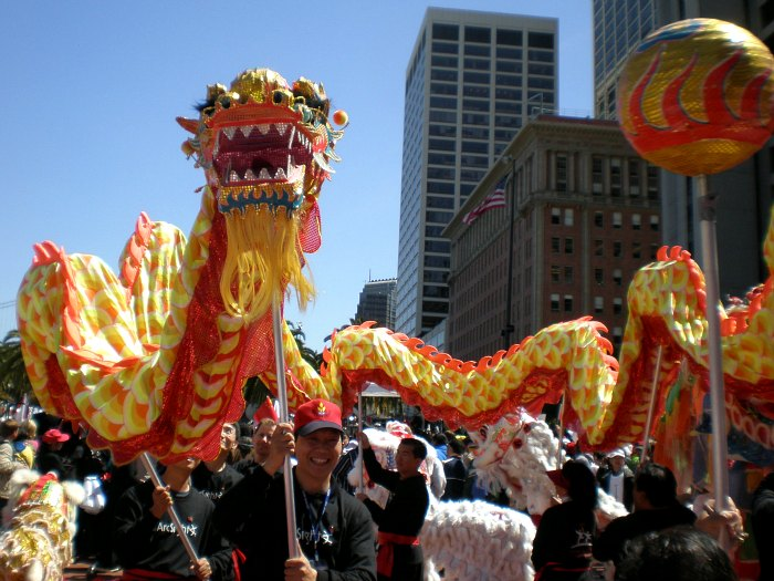 How to Tell Dragon and Lion Dances Apart