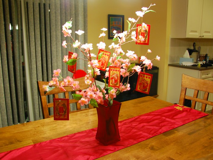 How to Decorate for Chinese New Year | Chinese American Family