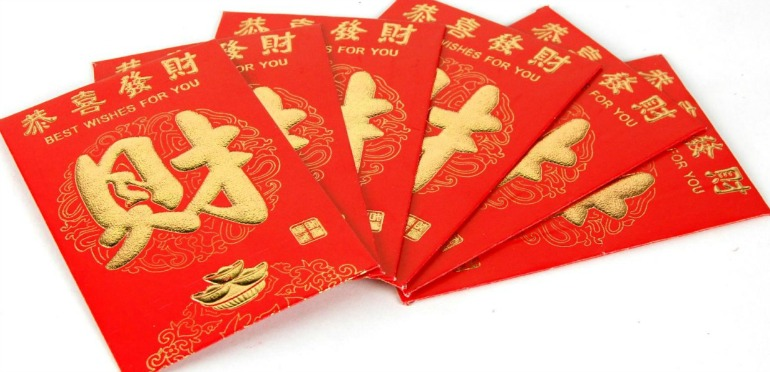 How to Give Red Envelopes at Chinese New Year | Chinese ...