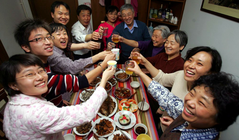 How to Plan a Chinese New Year Reunion Dinner