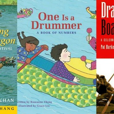 Best Children's Books About the Dragon Boat Festival