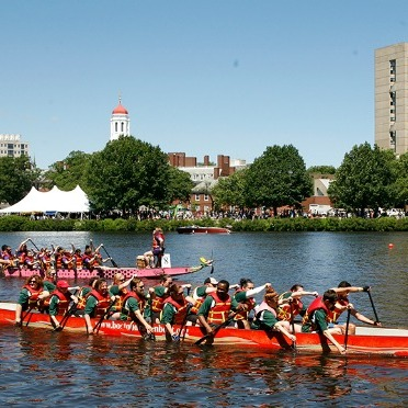 How to Watch a Dragon Boat Race