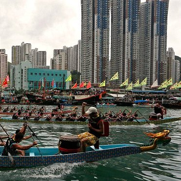 The Origins of Dragon Boat Racing