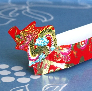 How to Make a Toy Dragon Boat