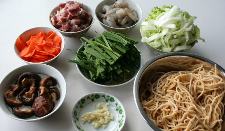 Everyday Meals | Chinese American Family