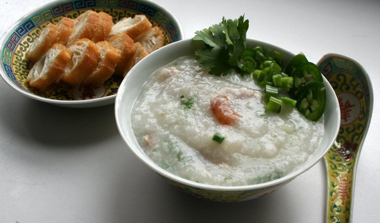 Cozy Congee Winter Wishes
