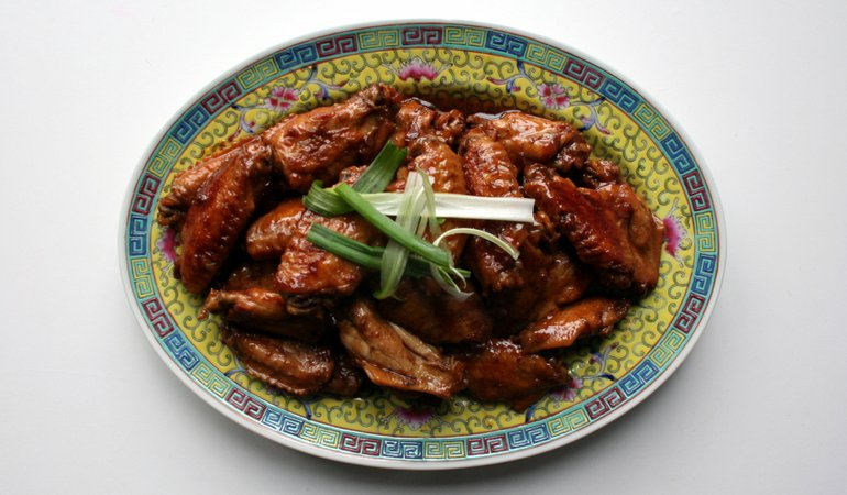 Making Coca-Cola Chicken Wings For Super Bowl Sunday