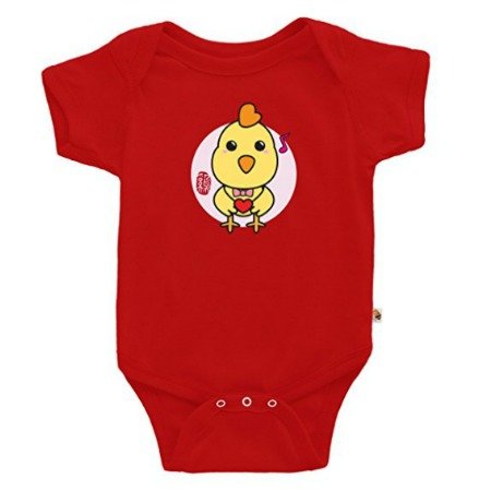 Red Rooster Onesie