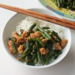 How to Make Chinese Yardlong Beans with Ground Pork