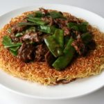 How To Make Cantonese Pan-Fried Noodles