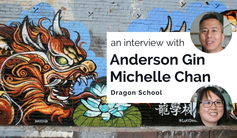 Dragon School Invigorates Oakland Chinatown with Visions of Asian Culture