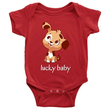 The ultimate guide to chinese baby gifts chinese american family cute fun and contemporary this adorable onesie is a slam dunk gift for a baby born during the 2018 year of the dog easy to wear for any occasion negle Image collections