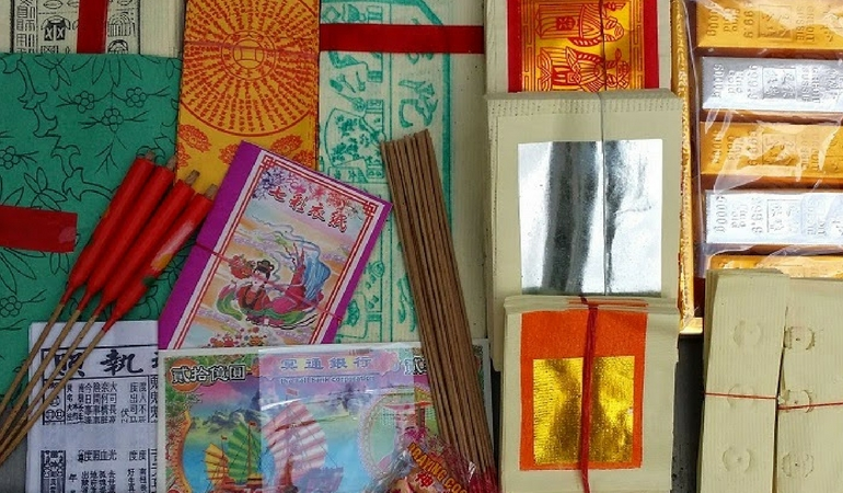How to Buy and Burn Joss Paper: A Complete Guide | Chinese American Family
